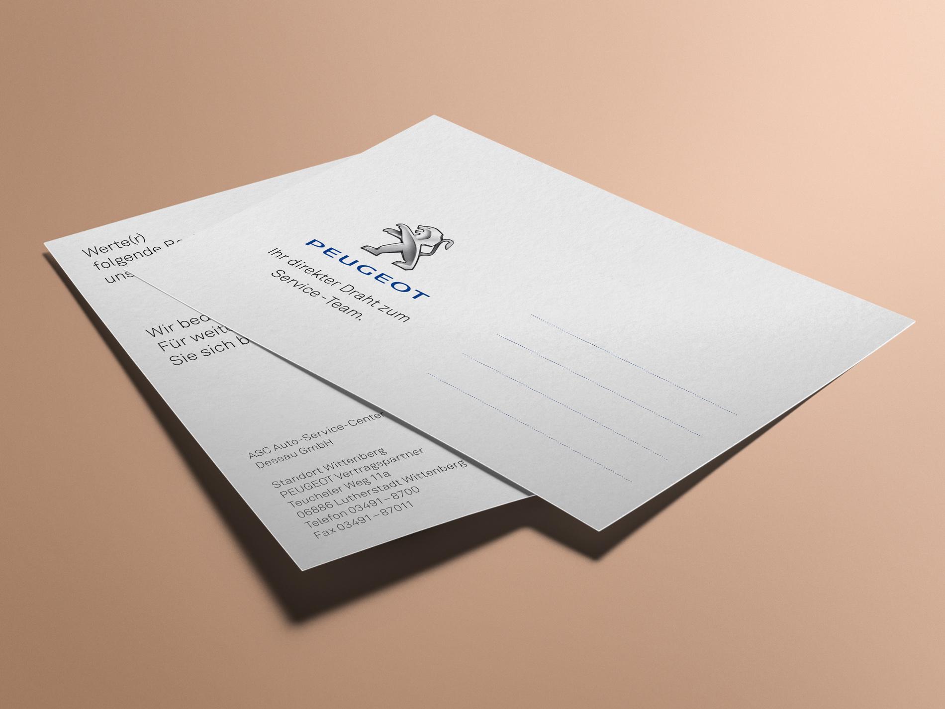 Peugeot | Client Service