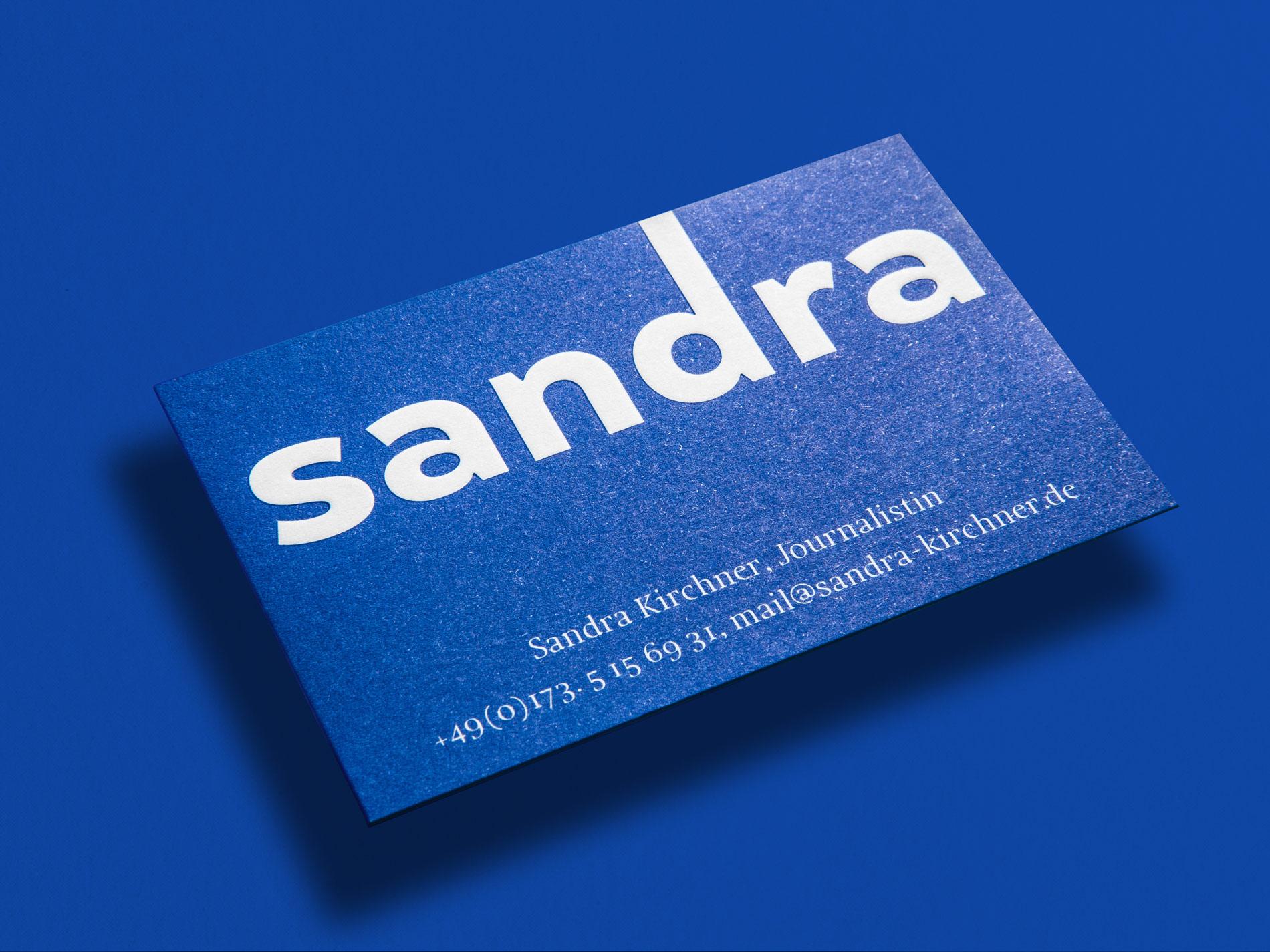sandra |Corporate Identity